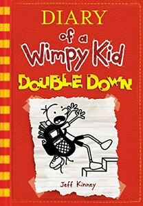 Double down diary of a wimpy kid 11 9781419723445 ebay image is loading double down diary of a wimpy kid 11 solutioingenieria Choice Image