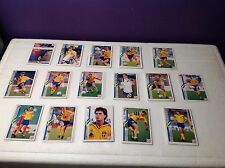 (99) Team Sweden Soccer Cards UPPER DECK USA WORLD CUP Contenders 1994