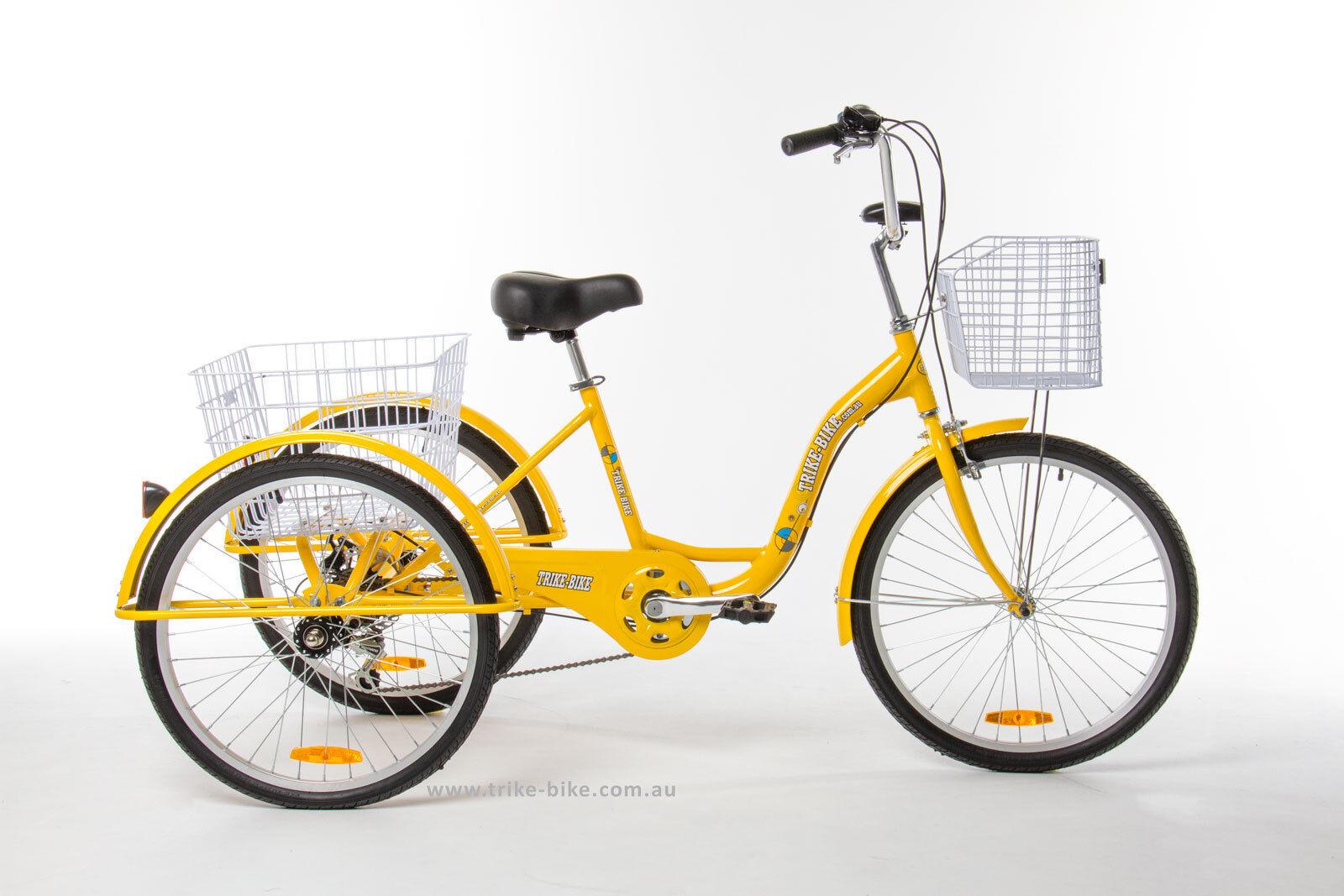 Trike Bike Adult Tricycle 24\