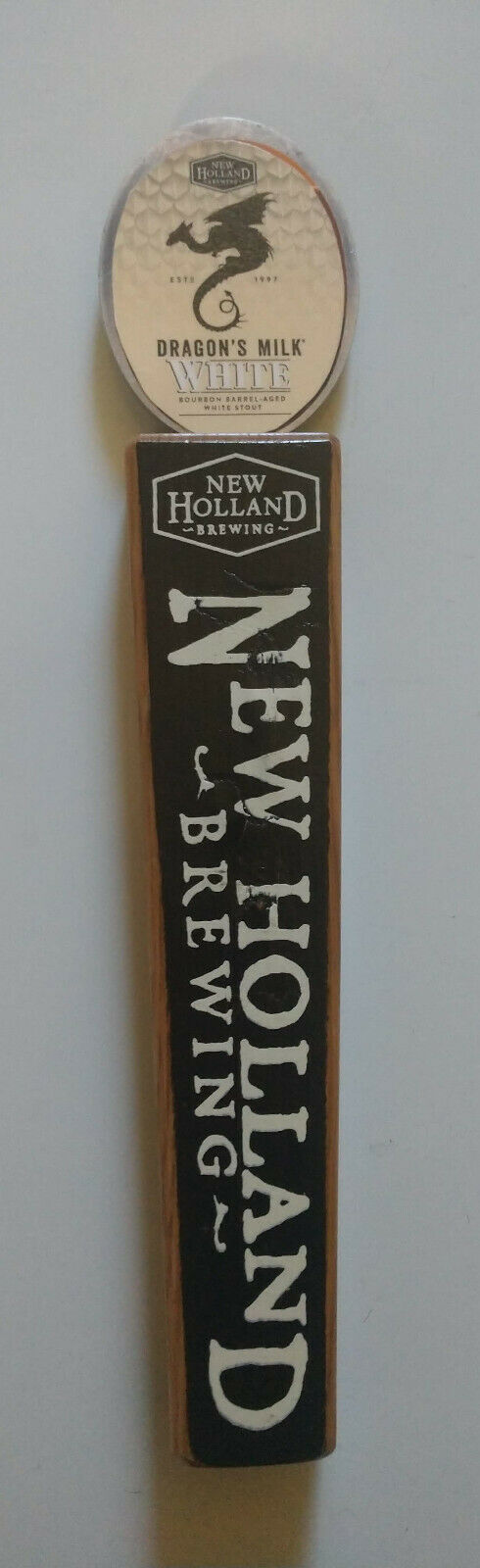 1 Four Peaks Brewing Signature Beer Small Tap Handle 1094964 S Steel /& Wood NEW