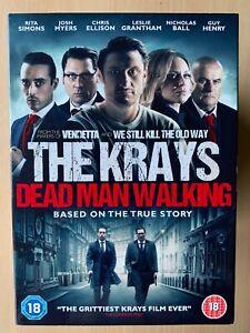 The-Krays-Dead-Man-Walking-2018-British-True-Life-Twins-Crime-Movie-w-Slipcover