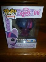 06 Funko Pop My Little Pony Twilight Sparkle Glitter 3.75 Toys R Us Exclusive