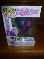 06 Funko Pop My Little Pony Twilight Sparkle Glitter 3.75 Toys R Us Exclusive