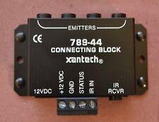 XANTECH 789-44 1-Zone Connecting Block