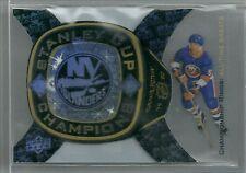 2013-14 Black Diamond Hockey Dennis Potvin Championship Rings All Time Greats