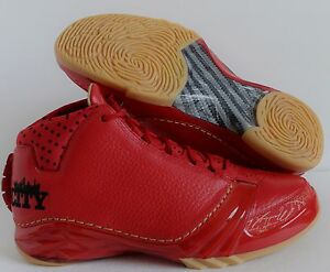 e2234b155e2 NIKE AIR JORDAN XX3 23 CHICAGO UNIVERSITY RED-GUM YELLOW SZ 9.5 ...