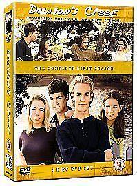 Dawson-039-s-Creek-Complete-Season-1-DVD-Very-Good-DVD-Mary-Margaret-Humes-Kat