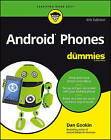 Android Phones for Dummies, 4th Edition by Dan Gookin (Paperback, 2016)
