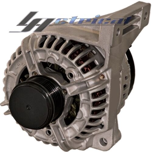 100/% NEW ALTERNATOR S80,S 80,TURBO,WITH CLUTCH PULLEY 140AMP *ONE YEAR WARRANTY*