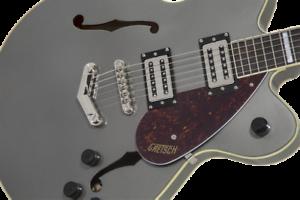 Gretsch G2622 Streamliner Center Block  Phantom Metallic Guitar