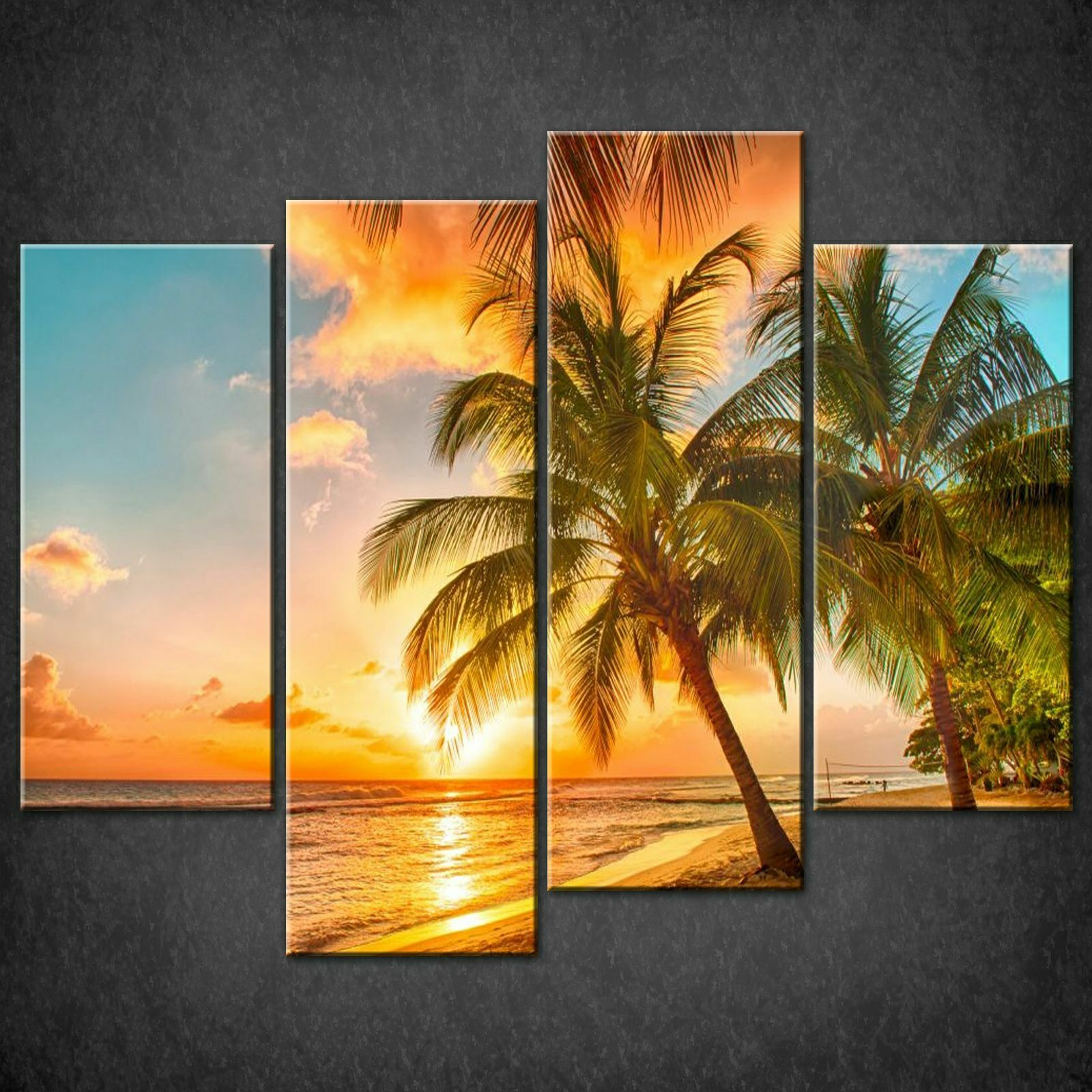 Barbados isola caraibica Foto Su Tela Stampa Wall Art libero consegna veloce