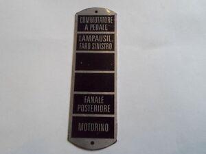 Panneau Type Alfa Romeo Plaque Schild 6 8 C 8c 6c Fusibles S1 Plaque Plaque Jour Mptg2zhz-07220000-841399055