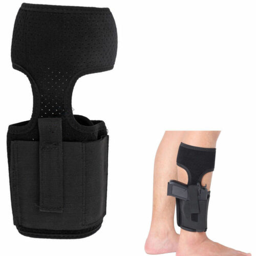 FITS GLOCK 43 ANKLE HOLSTER HIDDENCARRY W//MAGAZINE POUCH USA MADE