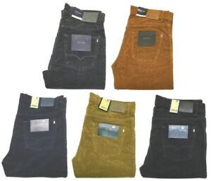 Pionier-Jeans-Cord-Stretch-Herren-Hose-Farbe-amp-Groesse-waehlbar-1-Wahl-Modell-Marc
