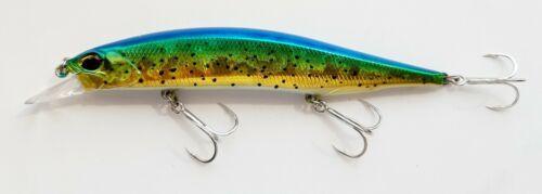 DUO Relè Jerkbait 120SP Nera Pesca,Giappone,Wobbler,Esca,Vere 29 Colori Nuovo