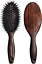CINGHIALE Setola Spazzola per capelli con perni in nylon per ricci spessi lunghi capelli bagnati-Anti