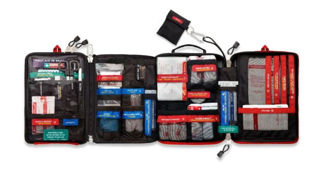 SURVIVAL First Aid KIT Home, Car Office Workplace boat