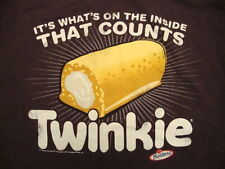 Hostess Twinkie Twinkies It's What's On The Inside That Counts Soft T Shirt L