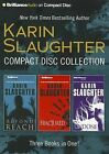 Karin Slaughter Compact Disc Collection: Beyond Reach, Fractured, Undone by Karin Slaughter (CD-Audio, 2012)