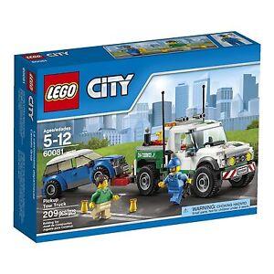 Lego 60081 Building Block Set Pickup Tow Truck 689960274401 Ebay