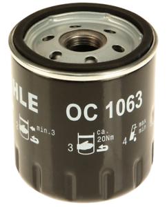 Mahle Original OC1063 Filters - Engine Oil Filter