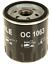 thumbnail 1 - Mahle Original OC1063 Filters - Engine Oil Filter