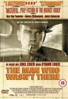 Man Who Wasn T There 5017239191381 DVD Region 2 P H