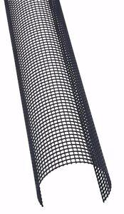 Laubschutz Dachrinne 10x marley poly laubstop für dachrinnen je 2m rg dn 100 125