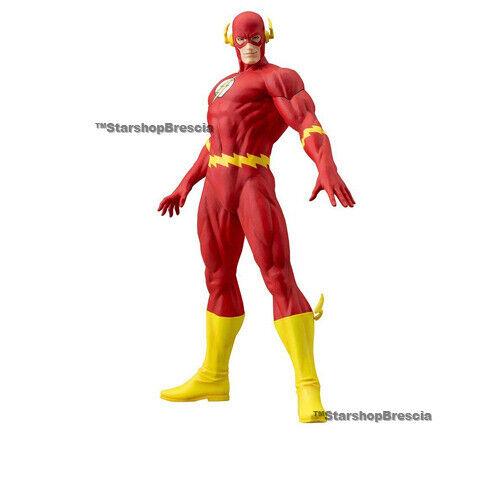 DC COMICS  Flash ArtFX 16 Pvc cifra Statue Kotobukiya