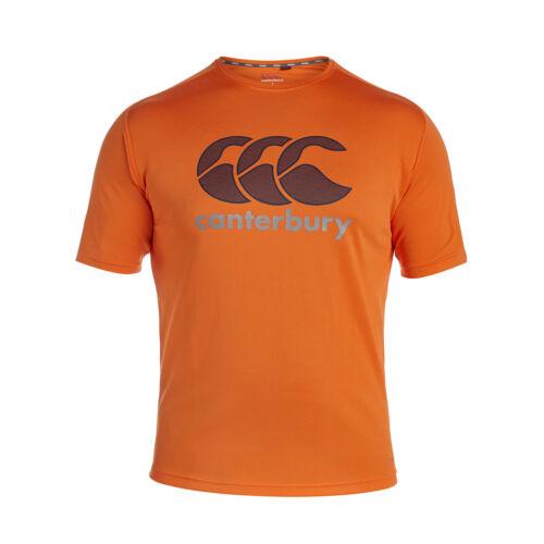 Canterbury Vapodri Poly Logo Puffins Bill Adults T-Shirt Ss15