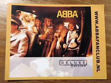 ABBA Sticker / Deluxe Edition / Abba Fanclub