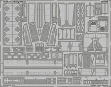 Eduard 1/32 Republic P-47D Thunderbolt Upgrade Set # 32396