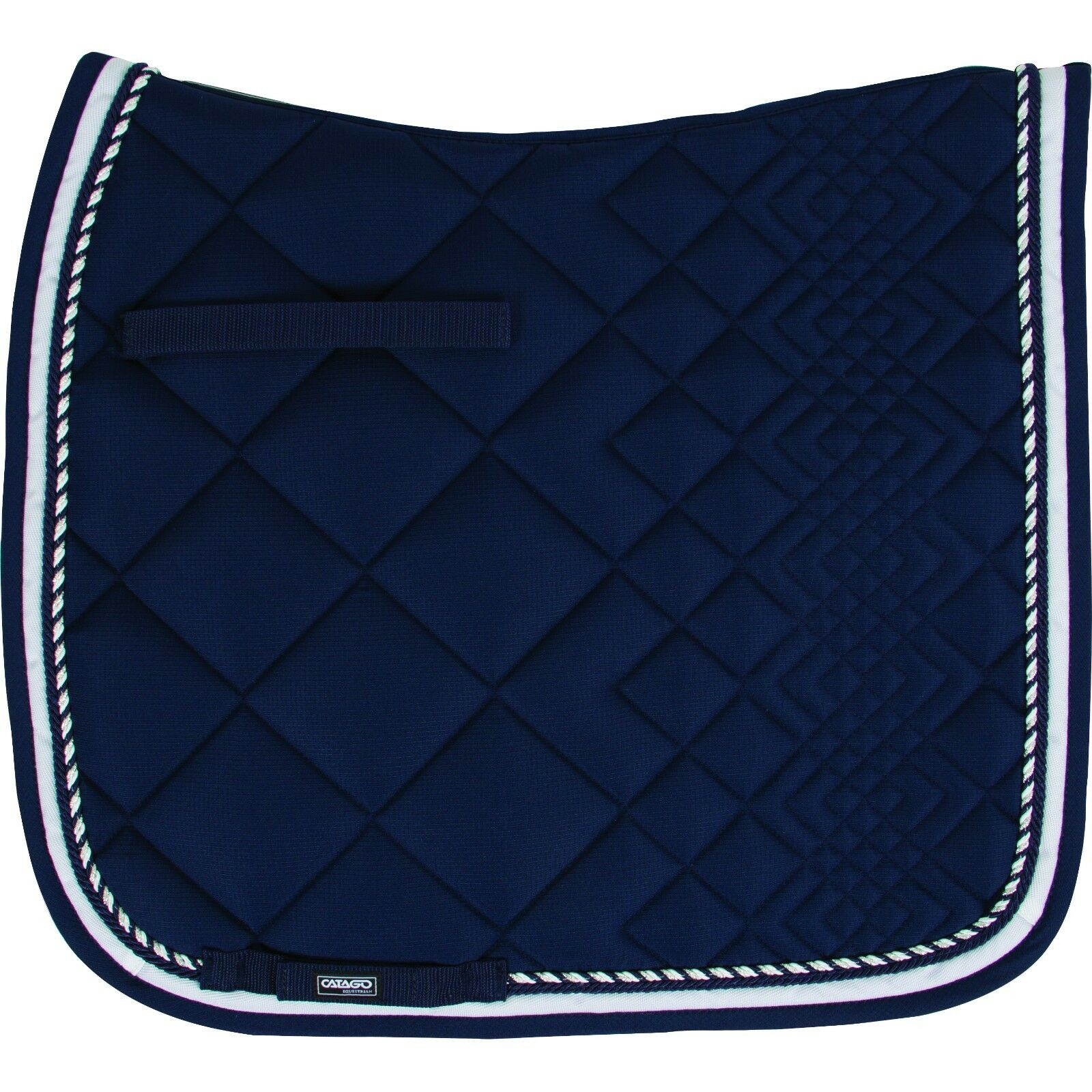 CATAGO Different Equestrian Diamond Saddle Pad - Dressage - Different CATAGO Farbes 89aaa8