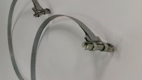 Porsche 356 Heater Hose and Axle boot Clamps 700mm 999.512.103.02