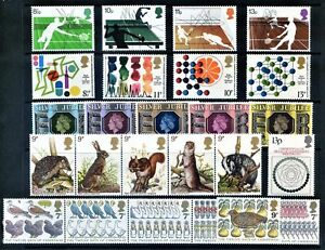 GB-1977-Commemorative-Stamps-Year-Set-Unmounted-Mint-UK-Seller