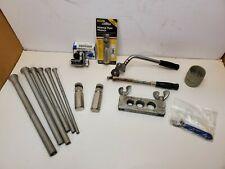 Lot Imperial Eastman 14 Tube Bender Deburring Tool New Tube Cutter Wrench