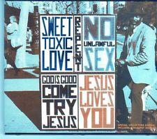 (EK464) Jesus Loves You, Sweet Toxic Love - 1992 CD