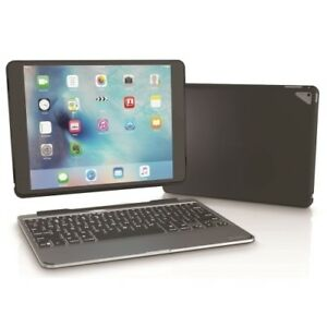 New Zagg Folio Slim Book Rugged Case Hinged With