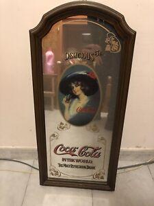 release date: c063a bf036 Dettagli su Specchio Coca Cola Vintage
