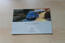 92034) Mercedes Viano Marco Polo - Preise & Extras - Prospekt 06/2003