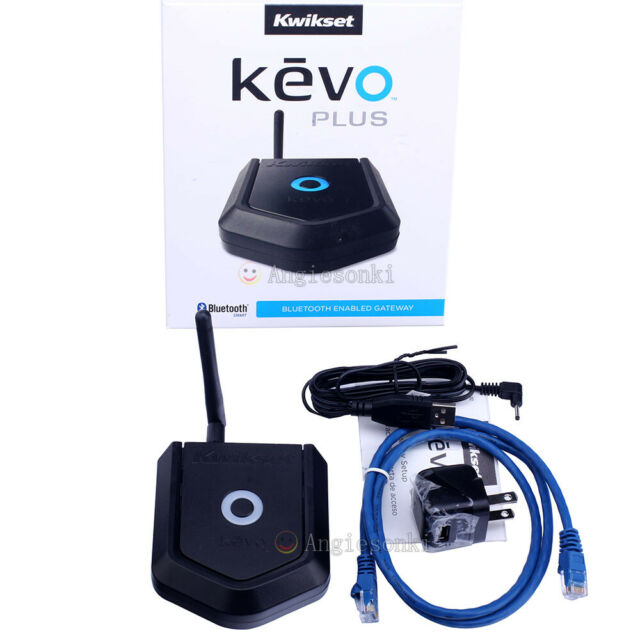 Kevo Plus Connected Hub 99240-001 to Lock /& Unlock Kevo Smart Lock from A.. New