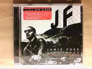 CD-JAMIE-FOXX-HOLLYWOOD-NEUF-SOUS-CELLO