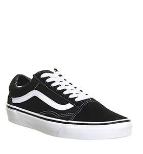 Caricamento dell'immagine in corso Da-Uomo-Vans-Old-Skool-Sneaker-Scarpe-Da-