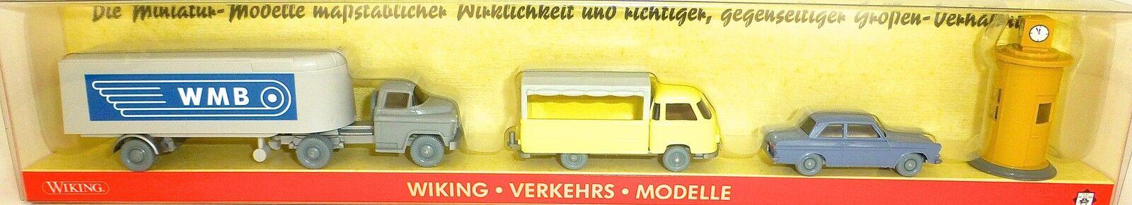 WIKING VERKEHRS MODELLE Ausgabe 10 PMS 178489 Wiking H0 OVP LF1 å