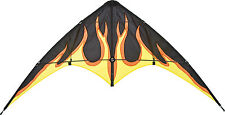 HQ Dragon Trick kites Stunt kite Bebop Fire 27 3/16x57 1/8in Flying line