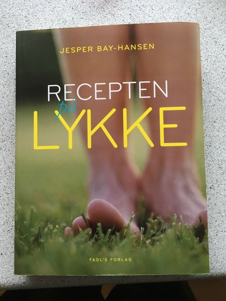 Recepten på lykke, Jesper Bay Hansen