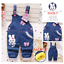 26-style-Kids-Baby-Boys-Girls-Overalls-Denim-Pants-Cartoon-Jeans-Casual-Jumpers thumbnail 44