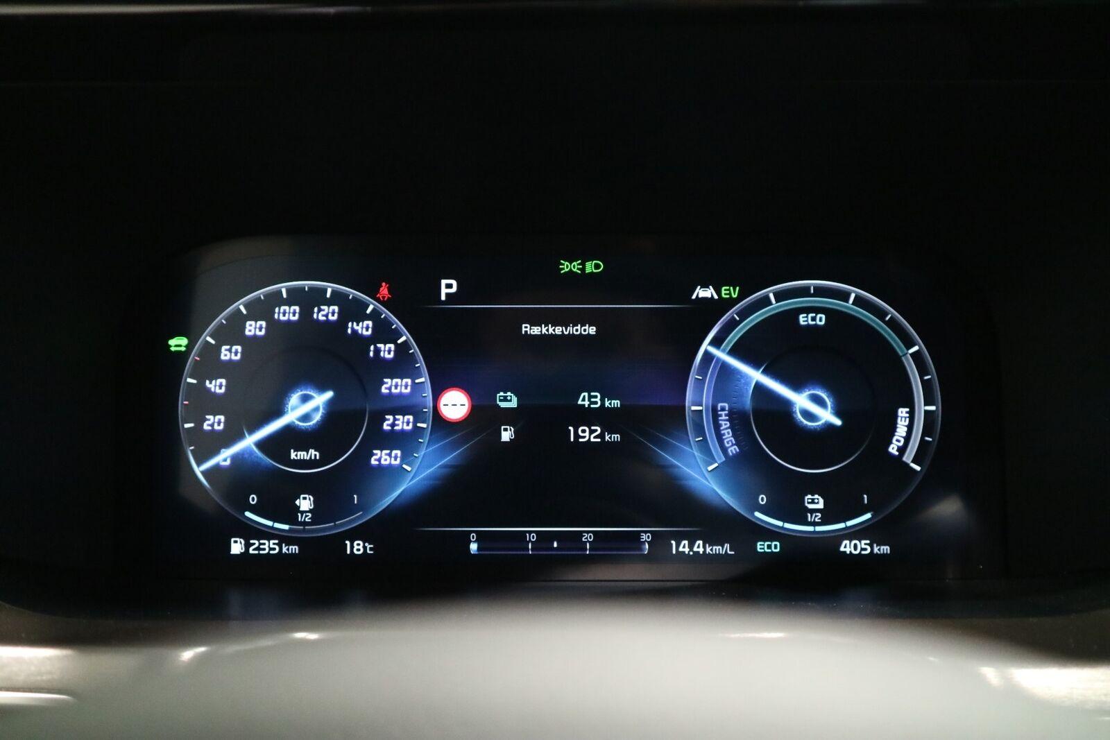 Kia Sorento 1,6 PHEV Premium aut. 4WD - billede 4