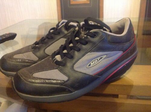 7 Up cond Ex amp; 400214 Grey 5shape 41 Mbt Women's Black Shoes Uk 03 Size Moja Eu 7qpwx4axv
