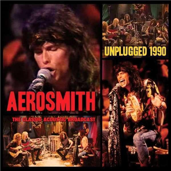 Aerosmith - Unplugged 1990 Nuovo CD